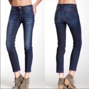 """Joe's Sierra Straight Ankle Jeans Size 28 L27"""""""